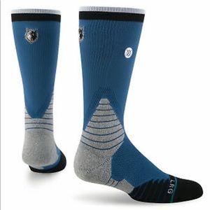 🆕 Stance NBA Minnesota Timberwolves Crew Socks